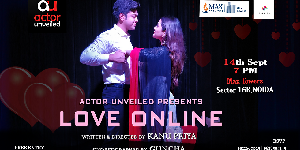 Love Online - The Bollywood Cafe   Free Entry