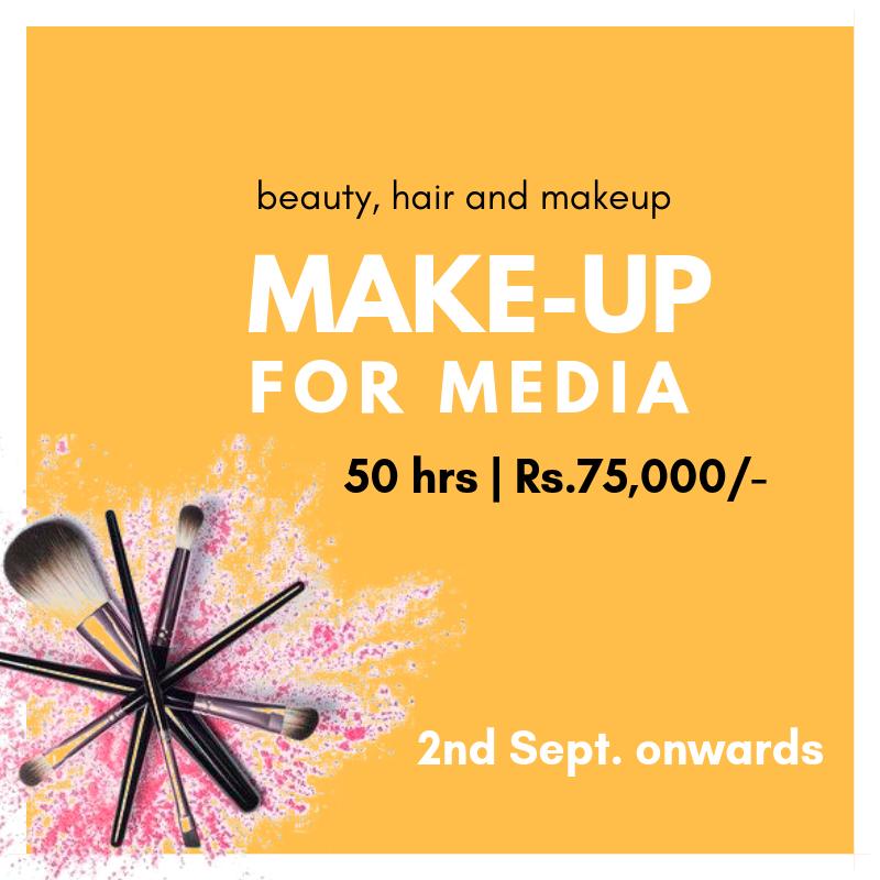 Makeup for Media