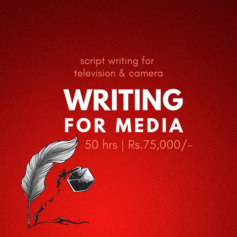 Writing for Media