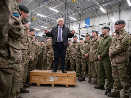UK sends in army to resolve other Brexit problems too