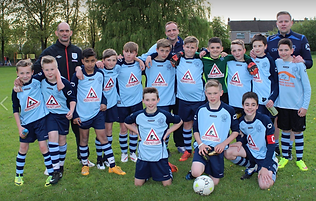 Nic Wands Junior Football Team Hodgsons has sponsored in the past