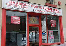 Harmony House today Stapleton Road
