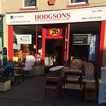 Hodgsons today Stapleton Road