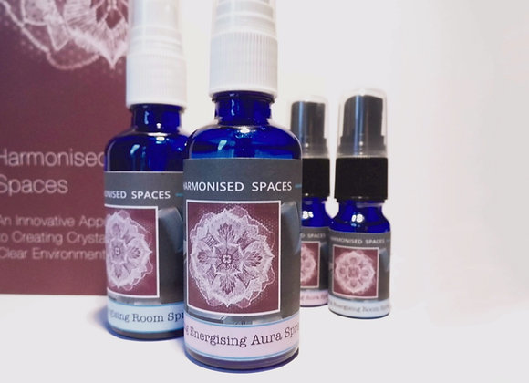 ViP® Energised Room and Aura Sprays