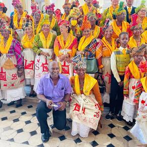 105e anniversaire de l'association des cuisinières de la Guadeloupe