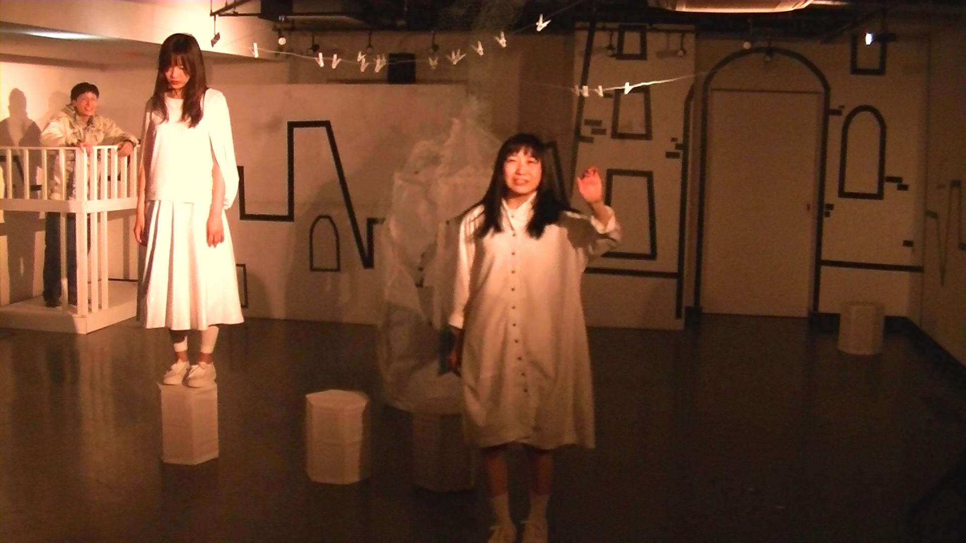 第10回公演『白檻に触れて、』