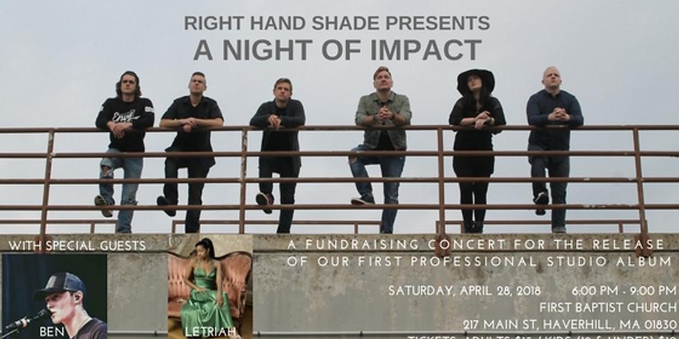 Right Hand Shade Fundraising Concert