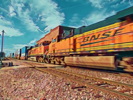 巴菲特的鐵路公司加入了區塊鏈聯盟