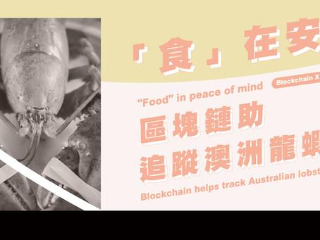 「食」在安心:區塊鏈助追蹤澳洲龍蝦