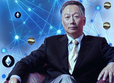全球首款區塊鏈智慧手機由鴻海富智康代工