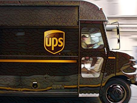 世界最大快遞公司UPS考慮將比特幣加入其儲物櫃系統支付方式