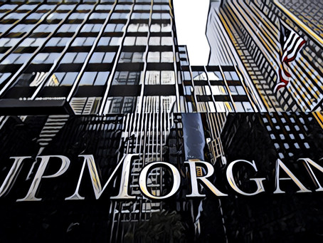 摩根大通聯手加拿大銀行,完成區塊鏈平台測試