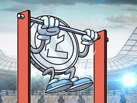 萊特幣市值超過150億美元,仍在上升