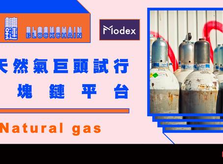 石油和天然氣巨頭試行 Modex的新區塊鏈平台