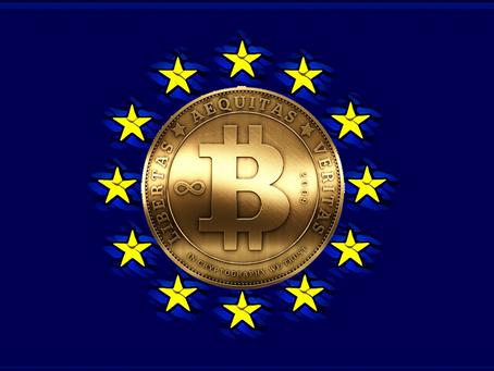 歐盟態度2月1日歐委會發表新計畫,期許歐洲引領全球區塊鏈市場