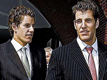 加密富翁雙胞胎反擊巴菲特、摩根大通CEO等人的批評