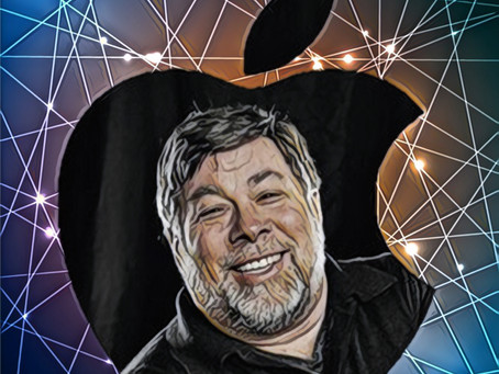 蘋果共同創辦人Steve Wozniak:比特幣和區塊鏈將在未來十年內充分發揮全部的潛力