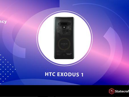 宏達電區塊鏈手機HTC EXODUS 1 X Opera瀏覽器合作,可用法定貨幣購買