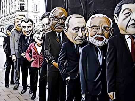 G20公報草案:加密貨幣是資產,不是貨幣