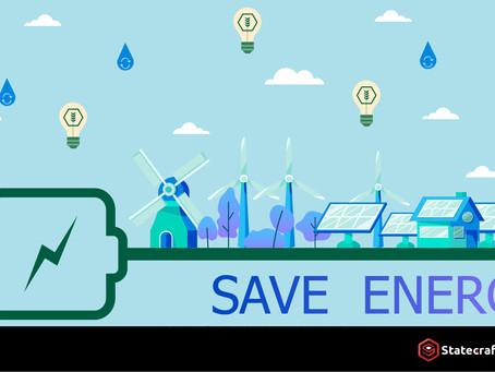 節能服務行業蓄勢待發 區塊鏈推動綠色發展