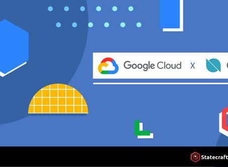 將區塊鏈技術帶上雲端: Google雲端平台加入Ontology