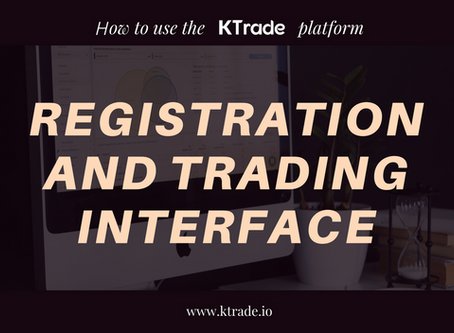 KTrade平台註冊教學與交易介面介紹