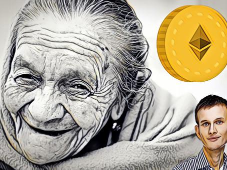 以太坊創辦人Vitalik Buterin捐240萬美元資助人類生物年齡延長機構