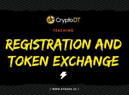 CryptoDT註冊與代幣兌換教學