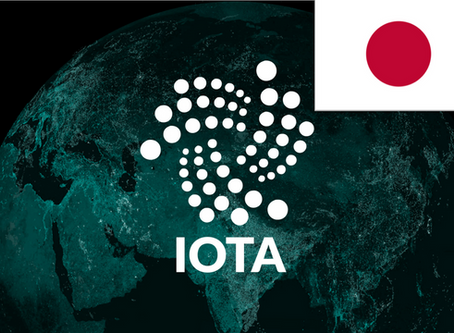 IOTA 合作消息不斷,宣布將參與日本政府及當地企業的共同專案