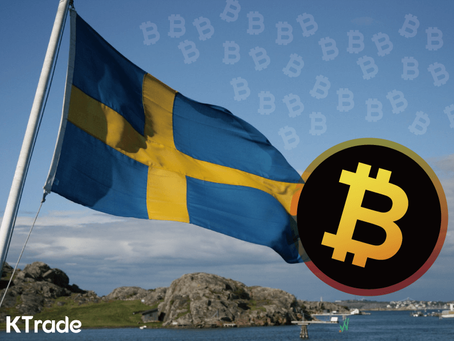 瑞典首樁比特幣還債 政府:願意還就會收