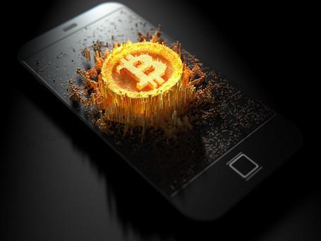 搶行動支付先例!Square開放手機交易比特幣,股價創歷史新高