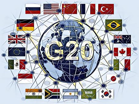 G20拒絕討論比特幣監管問題:加密貨幣不足以威脅全球金融穩定