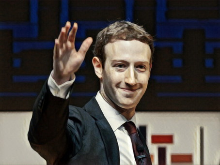 臉書創辦人2018新年願望曝想法,Facebook要進攻加密貨幣
