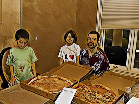 比特幣披薩日的購買者現在再度使用比特幣買了披薩,但用的是閃電網路