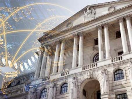 """英國央行在區塊鏈技術上推出數位貨幣將是國際支付的""""遊戲規則破壞者"""""""