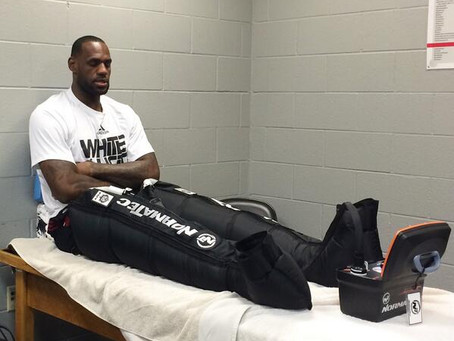 Benefits of NormaTec Compression After Knee Surgery
