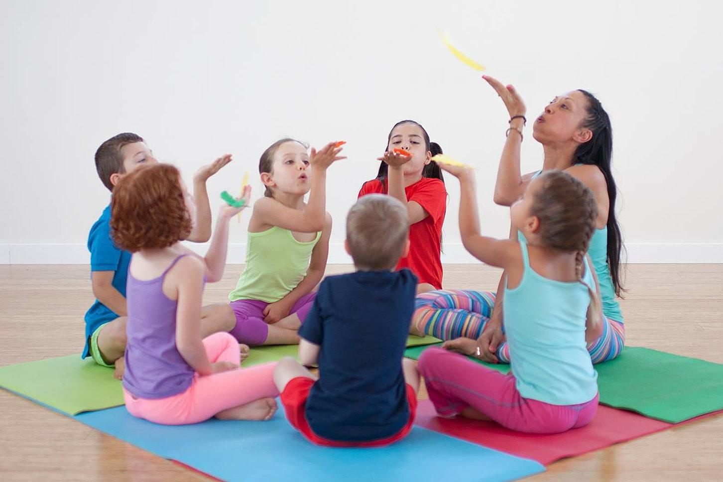 Kids Yoga Perth | Yogazoo