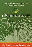 Camino de Santiago passport