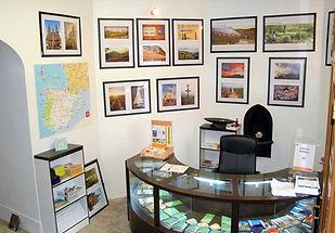 Camino Society Ireland office