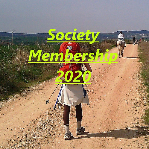 Society Membership 2020