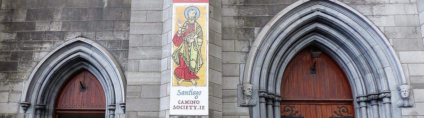 Camino Society office at St James church