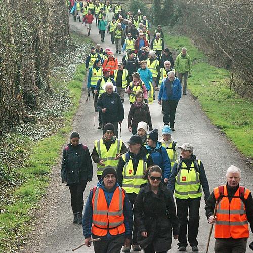 Festival Walk Pilgrims