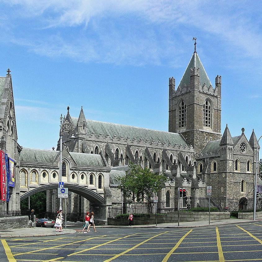 Dublin City Historical Walking Tour