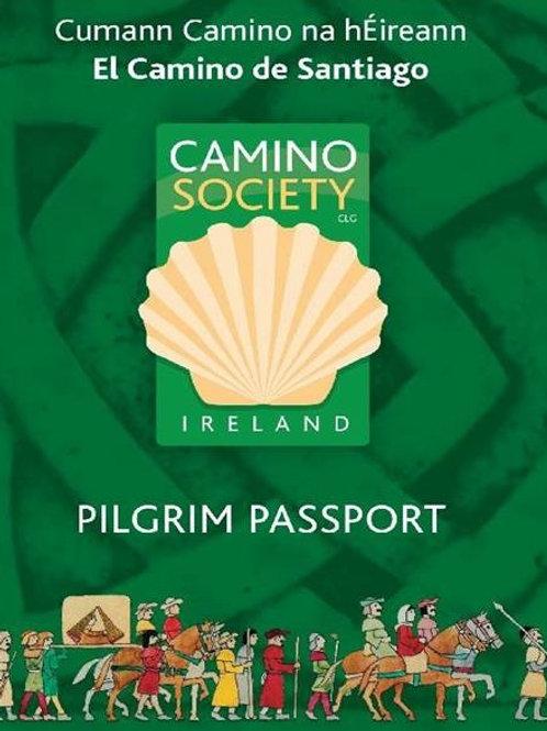 Pilgrim Passport - Fold-Out