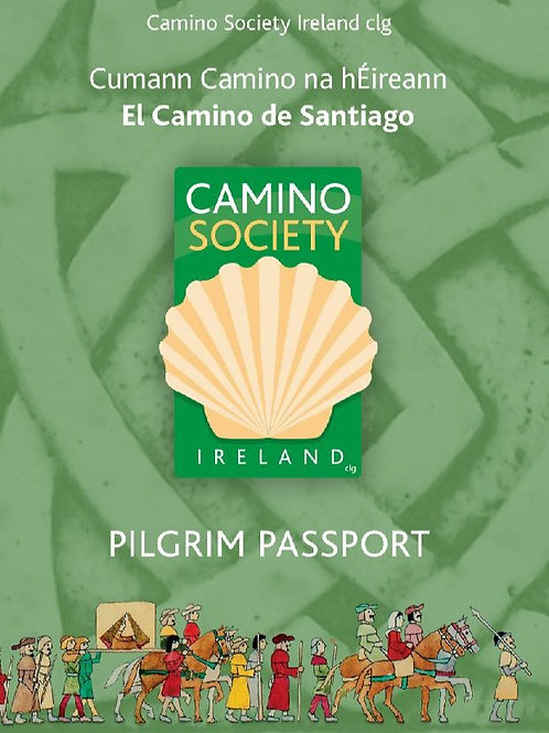 Pilgrim Passport - Booklet