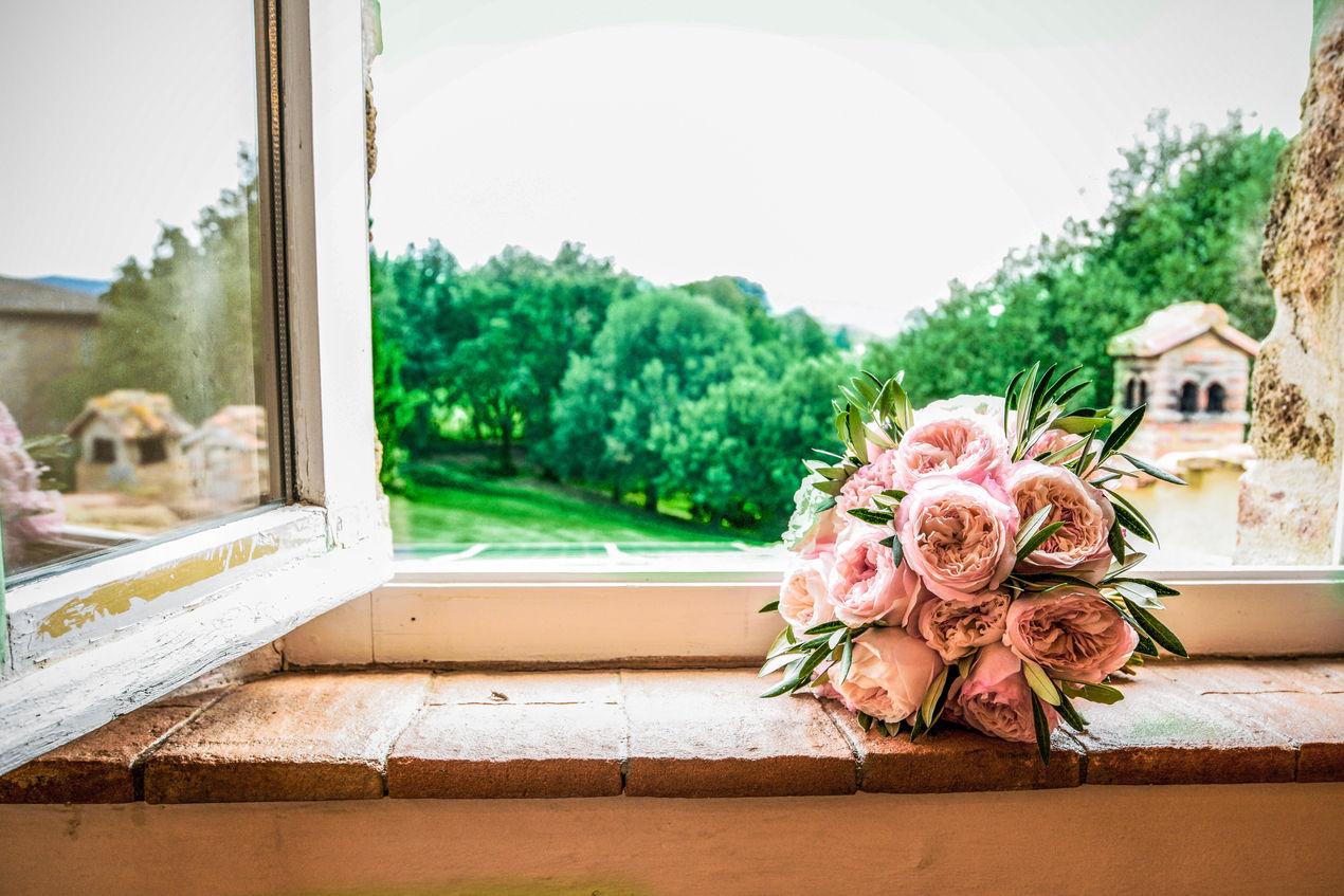 Rustic Italian Wedding photography