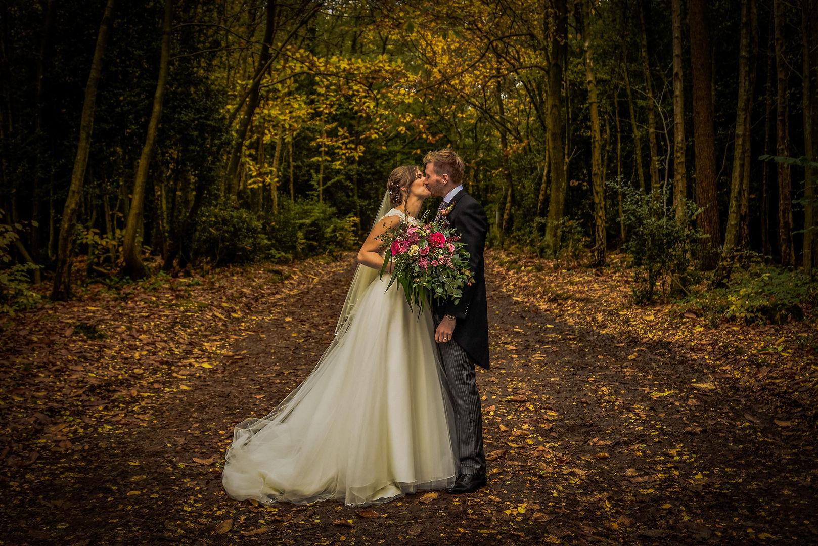 Wedding photography, St Johns CHhurch, Crowborough