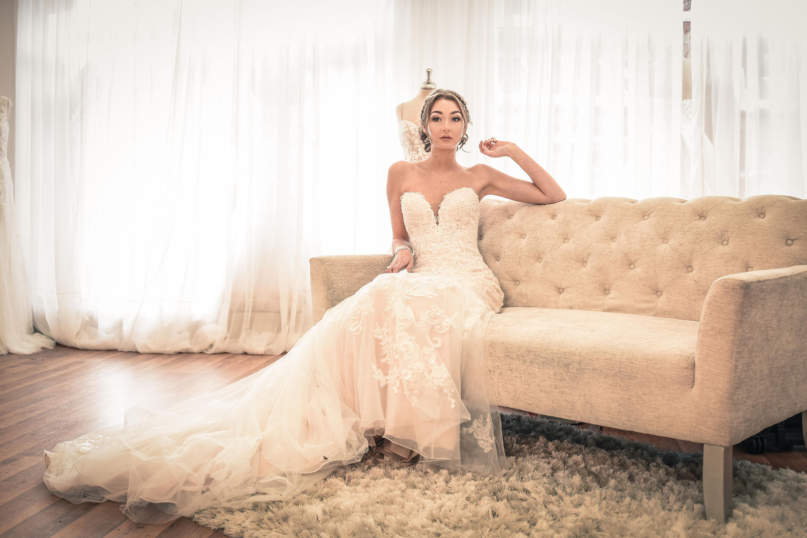 fross bridal styled shoot