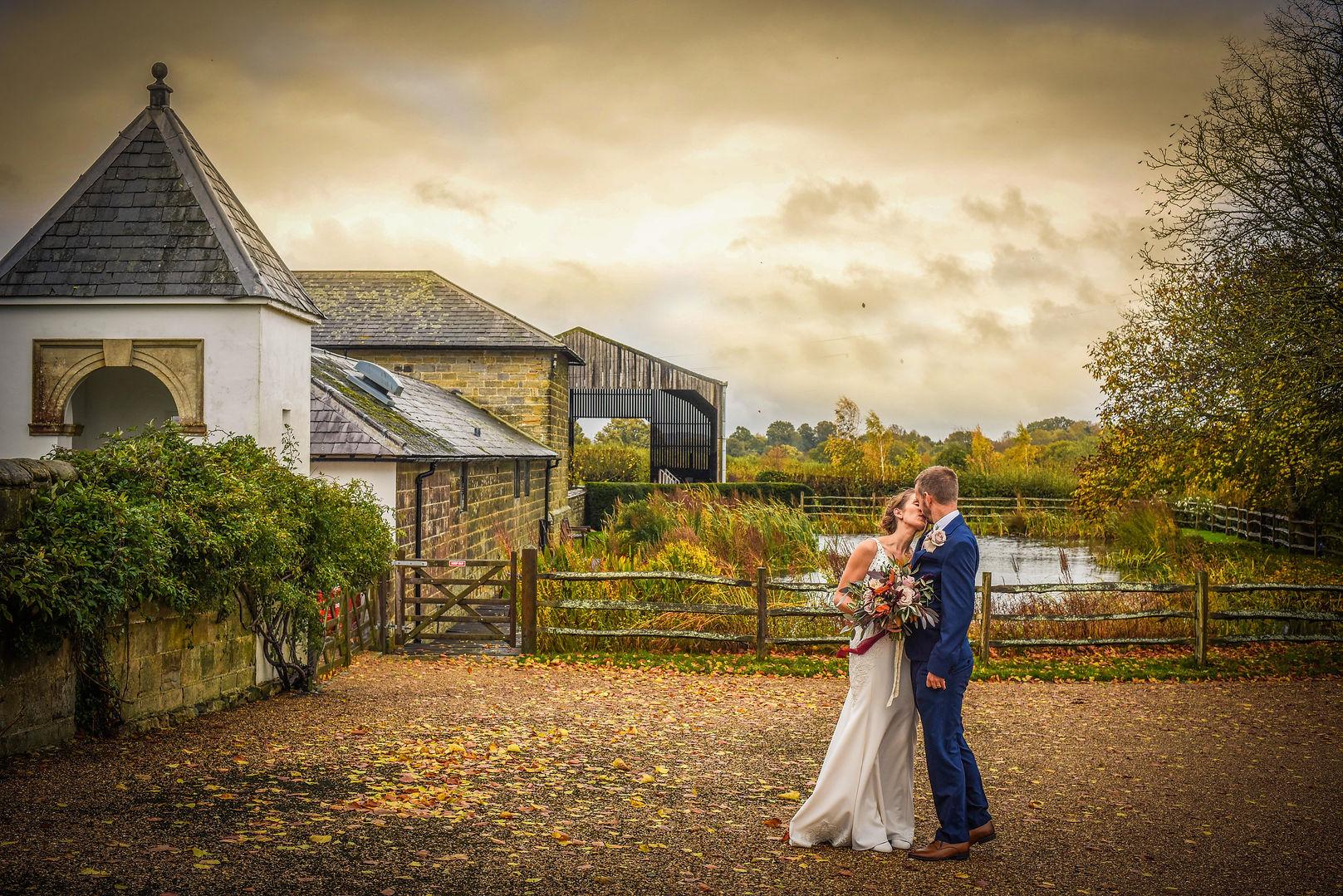 Hendall Manor Wedding photographer