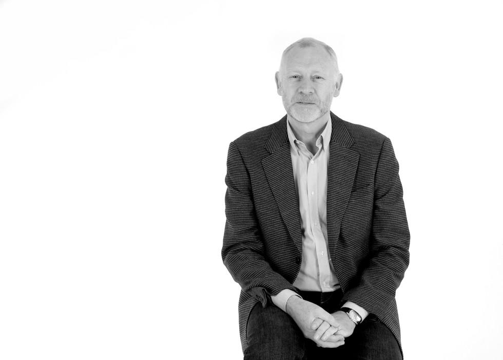 Mark Haysom CBE